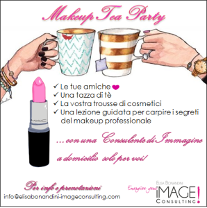 Workshop di makeup in gruppo_Elisa Bonandini Image Consulting