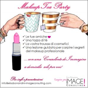 Workshop di makeup in gruppo_Elisa Bonandini Image Consulting