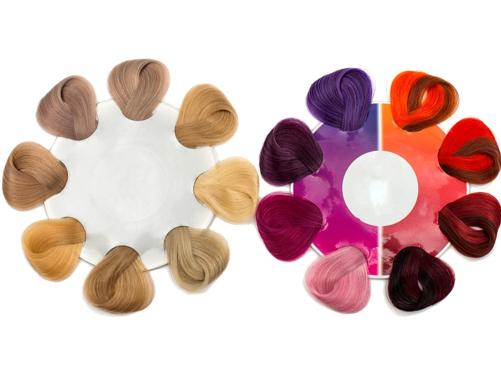Hair color palette_Elisa Bonandini Image Consulting
