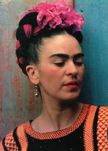FridaKahlo_Signature look Elisa Bonandini Image Consulting