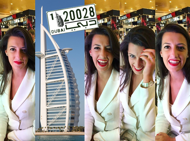 From Dubai with love: style tips da una stylist globetrotter