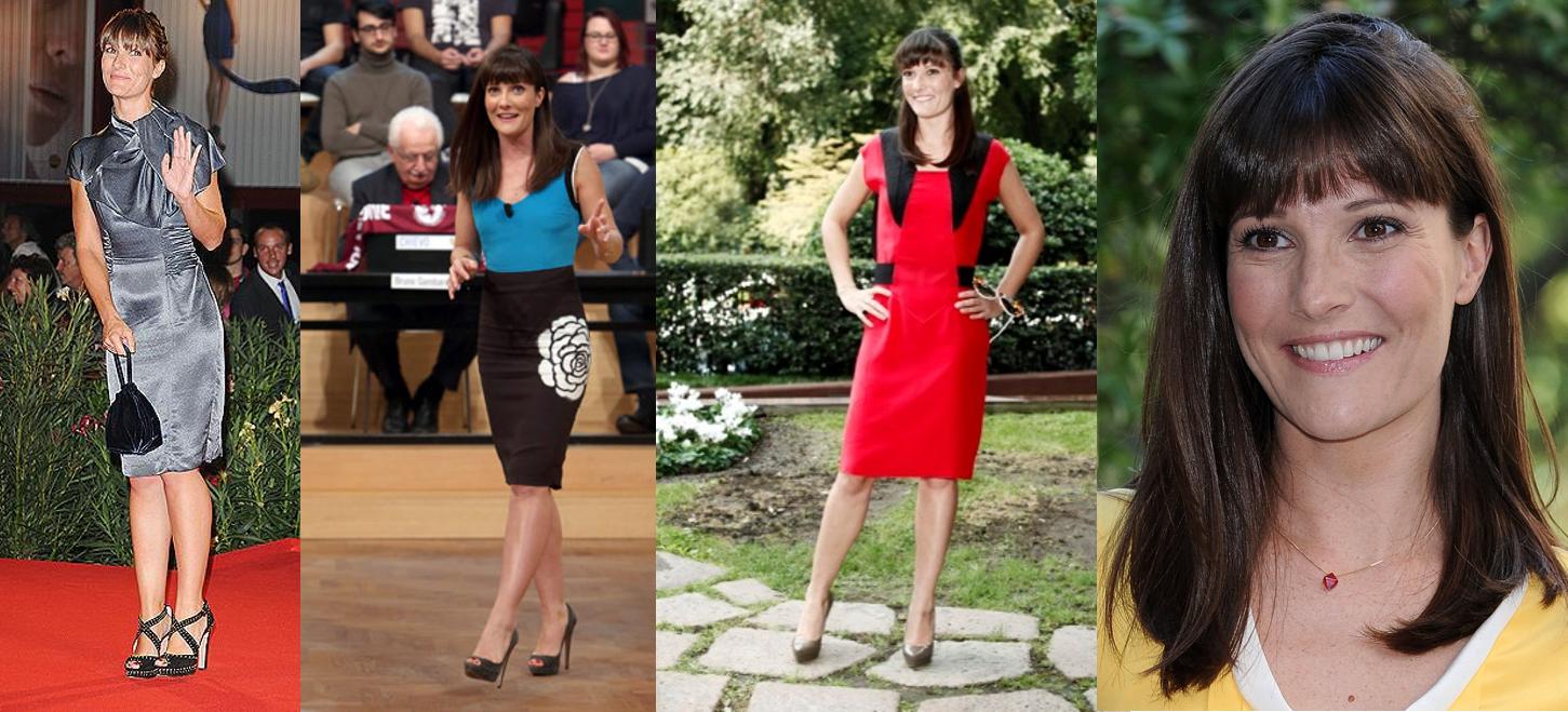 new style d85cb 865db Lo stile a 20, 30, 40, e 50 anni. 4 donne dello show biz da ...