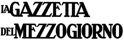 Gazzetta Mezzogiorno